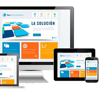 Dise O De P Ginas Web Profesionales Web Dise O Empresarial